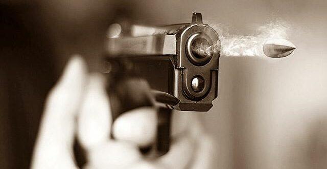 tembak teroris