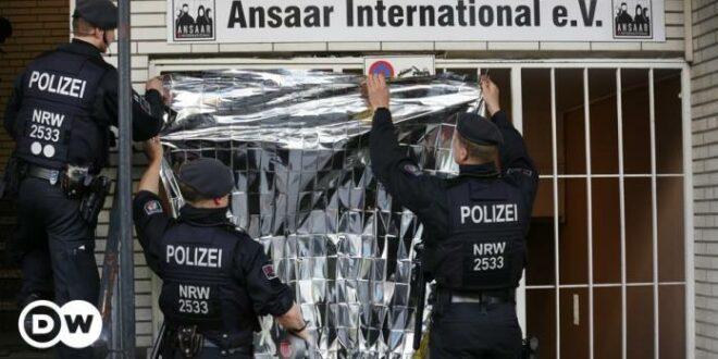 Ansaar International dinyatakan sebagai organisasi terlarang di Jerman
