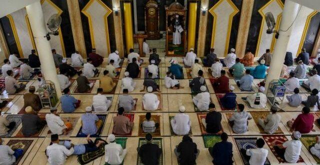 JAMMU Kota Semarang Tangkal Radikalisme Lewat Khotbah Idul fitri