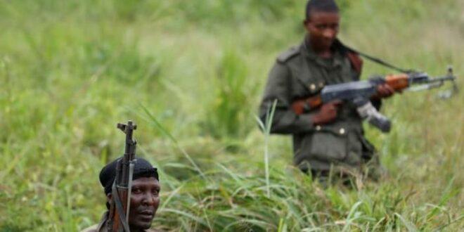 Kelompok bersenjata di Kongo