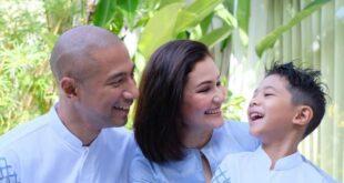 marcel siahaan dan keluarga