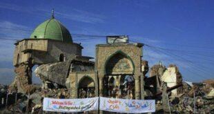 Masjid Ghareeb Nawaz Al Maroof yang dihancurkan otoritas Uttar Pradesh
