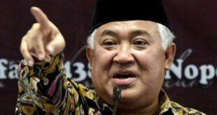 Prof Din Syamsuddin