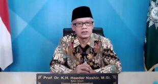 Prof Haedar Nashir