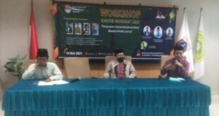 Workshop Khotib Moderat