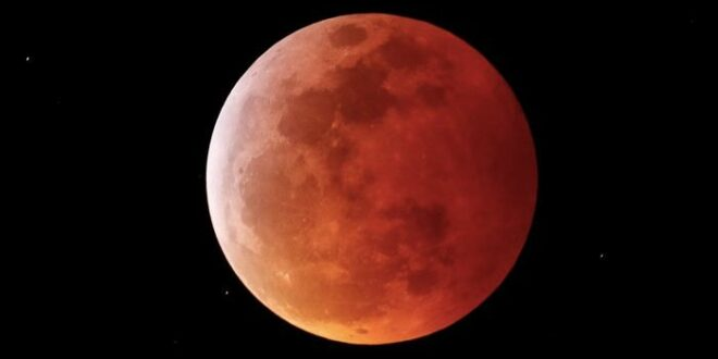 gerhana bulan 1
