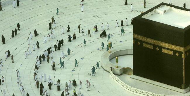 ibadah ramadan hari pertama di masjidil haram 4 169