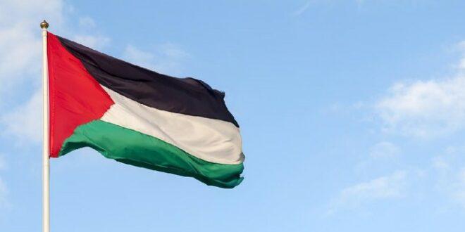 ilustrasi bendera palestina 169