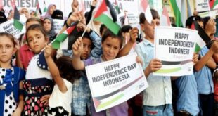 indonesia palestina