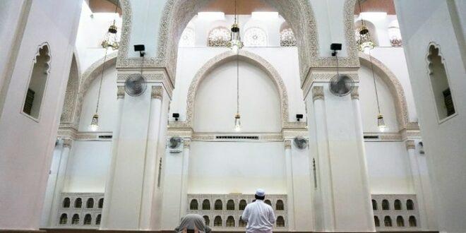 masjid qiblatain 169