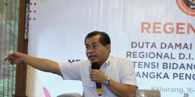 Direktur Pencegahan BNPT Brigjen Pol R. Ahmad Nurwakhid SE MM.