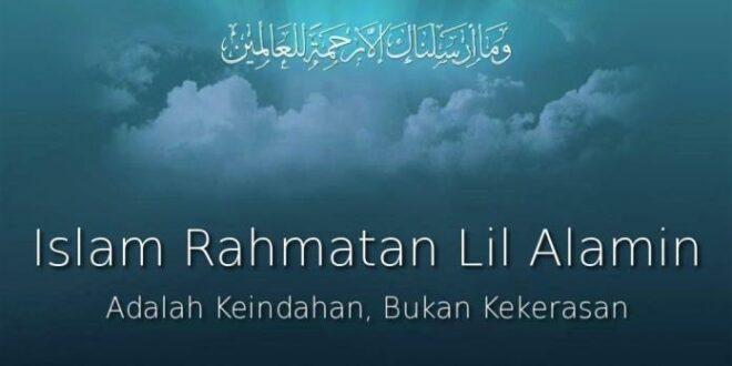 Islam rahmatan lil alamin
