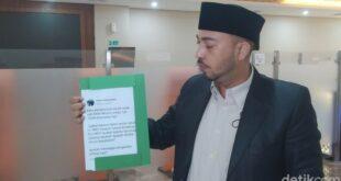 Ketua Cyber Indonesia Husin Shihab