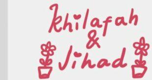 konten khilafah dan jihad