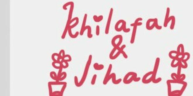 Konten khilafah dan jihad 1