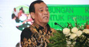 Mayjen TNI Hendri Paruhuman Lubis