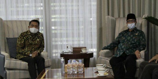 Moeldoko saat bertemu FKUB Sulawesi Tengah