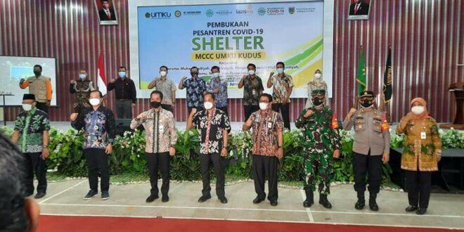 Muhammadiyah Buka Pesantren Covid 19