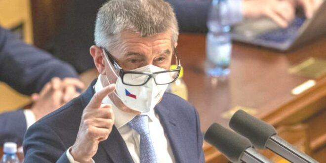 PM Ceko Andrej Babis