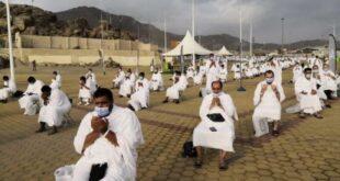 pandemi covid 19 memaksa haji kembali digelar dalam pembatasan ketat