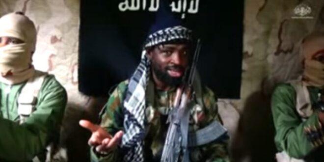 Pemimpin Boko Haram Abubakar Shekau