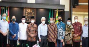 pertemuan pp muhammadiyah dan dpp pan