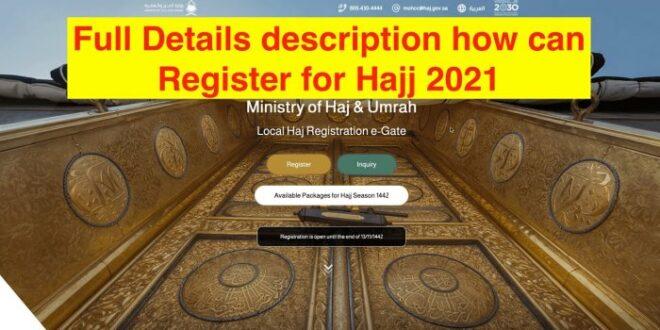 Situs pendaftaran haji