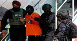 terduga teroris yang ditangkap di bogor