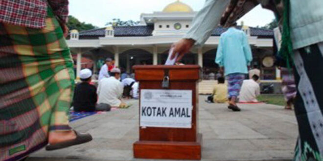 kotak amal masjid ilustrasi  140110151405 437
