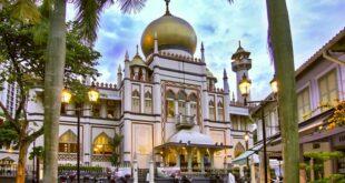 masjid sultan di