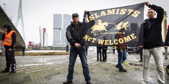Aksi kelompok Islamofobia Eropa