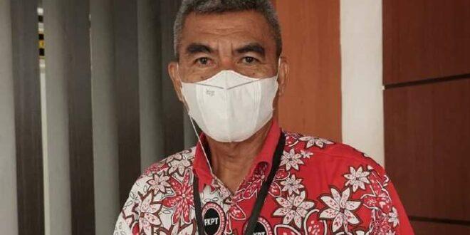 Dr Ir Muhammad Nur Sangadji