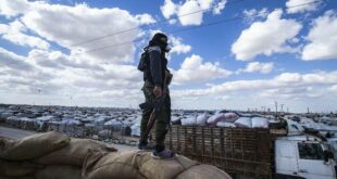 Kamp pengungsi Al Hol yang dihuni ribuan eks keluarga anggota ISIS