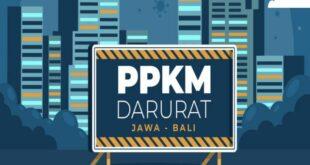 PPKM agenda kafir