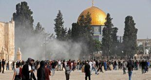 Penyerangan di Masjid Al Aqsa