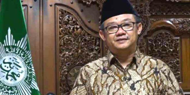 Sekum Muhammadiyah Prof Abdul Muti