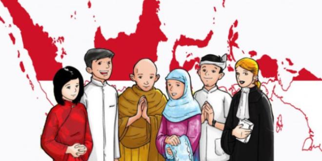Toleransi antar umat beragama