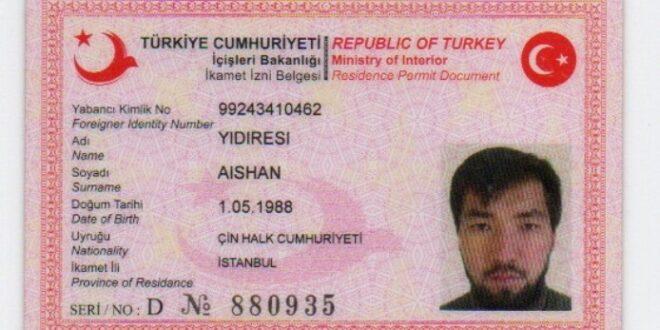 Yidiresi Aishan