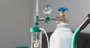 ilustrasi tabung oksigen