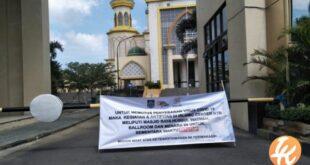 masjid ditutup karena PPKM