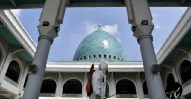 masjid ditutup mal dibuka