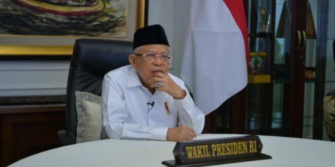 wakil presiden maruf