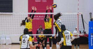 Kejuaraan Bola Voli Wanita antar negara negara Teluk