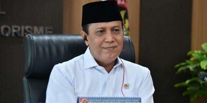Kepala BNPT Komjen Pol Dr Boy Rafli Amar MH