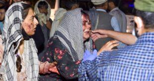 Korban bom ISIS di Bandara Kabul