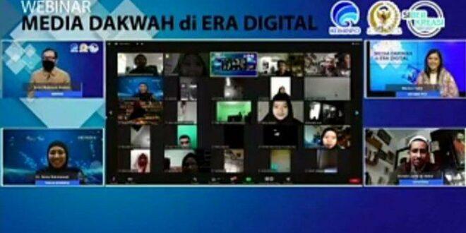 Media dakwah di era digital