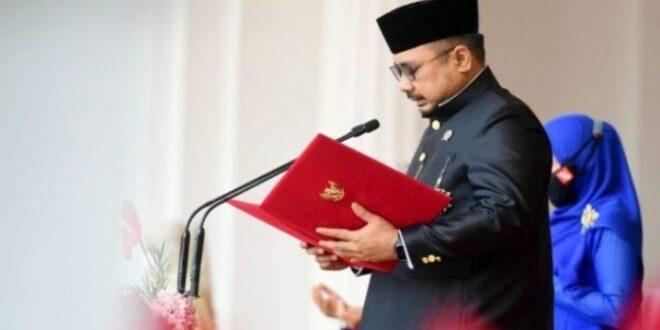 Menag bacakan doa di peringatan HUT ke RI di Istana Negara