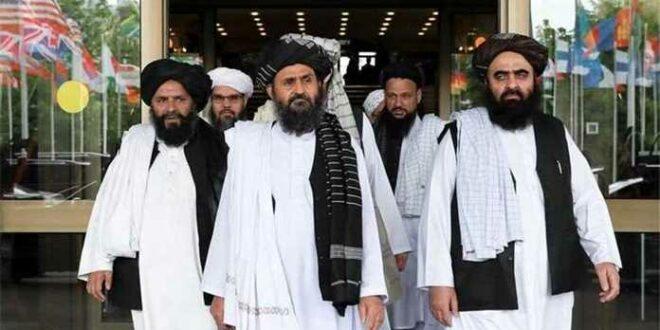 Para pemimpin Taliban