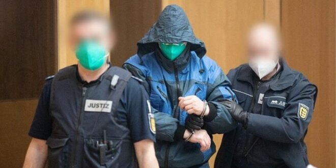 Seorang wanita ditangkap di Jerman dengan tuduhan pendanaan terorisme