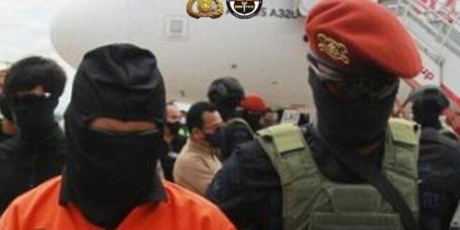 Terduga jaringan Jamaah Islamiyah diamankan Densus